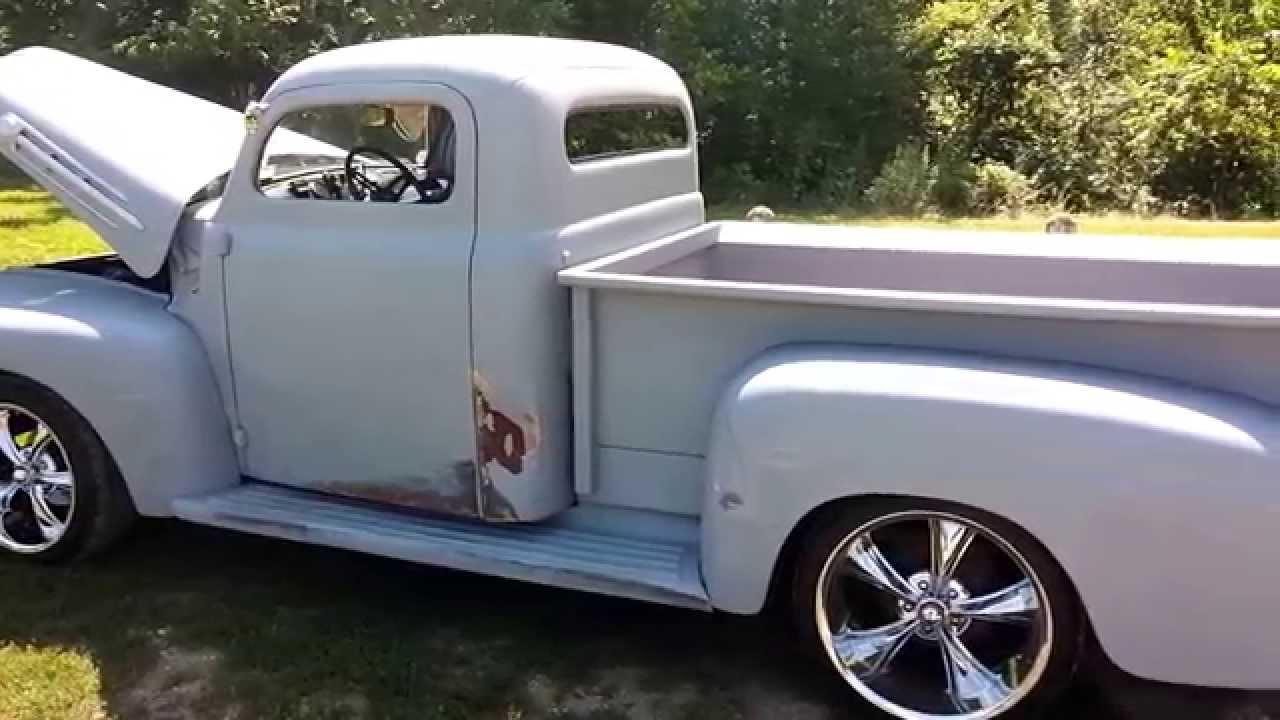 Nett 1953 Chevy Truck Rahmen Swap Zeitgenössisch ...