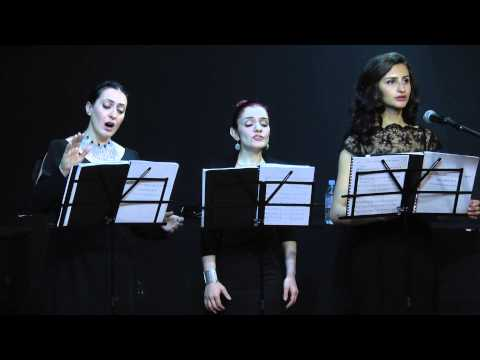 Համերգ. Ջոն Հոդյան և «Նաղաշ» համույթ | Concert by John Hodian & Naghash Ensemble