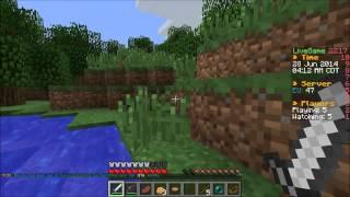 Türkçe Minecraft - Hunger Games 75 (Açlık Oyunları) - LeHamam