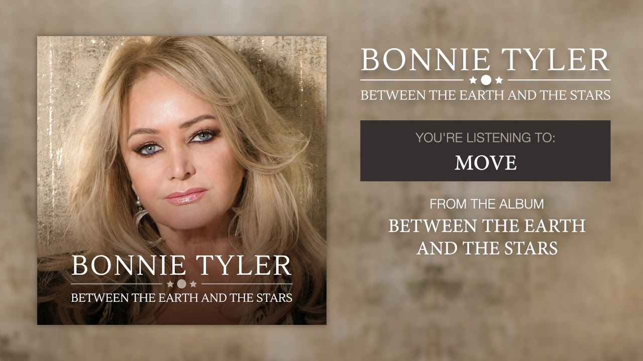 """Bonnie Tyler """"Move"""" Official Song Stream"""