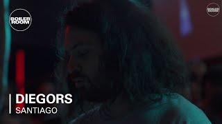 Diegors Boiler Room x Budweiser Santiago DJ Set