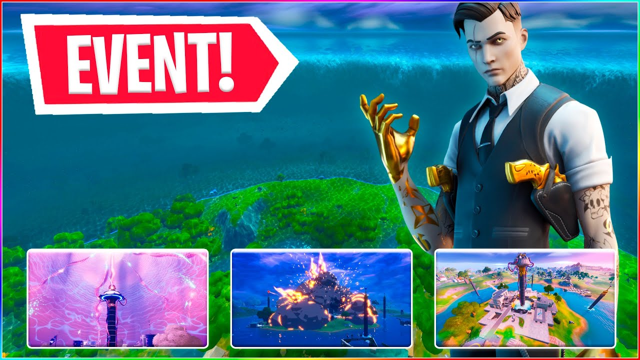 DOOMSDAY EVENT! | Dansk Fortnite