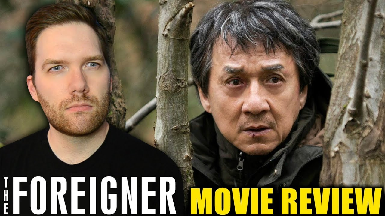 The Foreigner – Movie Review