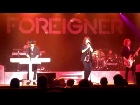 Foreigner - That Was Yesterday. Fayetteville, NC. 2-25-2017. Crown Theatre.