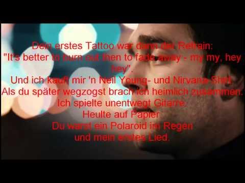 Bosse - Schönste Zeit Lyrics