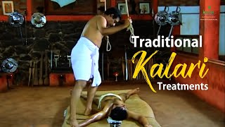 Body Massage and Kalari Chikitsa