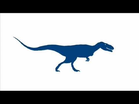 ASDC - Dryptosaurus vs Gorgosaurus