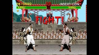 Mortal Kombat Arcade Revision 5.0 T-Unit Very Hard Playthrough Kano (60FPS) thumbnail