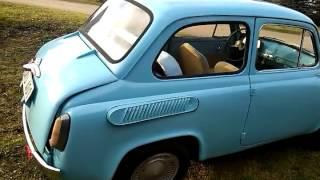 Romualdo retro auto, ZAZ 965 1969m.