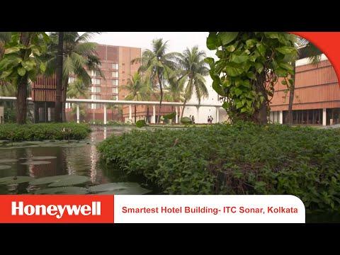 Smartest Hotel Building- ITC Sonar, Kolkata | Honeywell