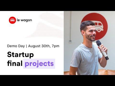 Coding Bootcamp Barcelona | Le Wagon Demo Day #275