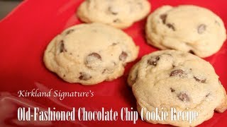Kirkland Signature's Old-fashioned Chocolate Chip Cookies