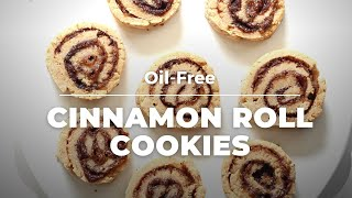 VEGAN CINNAMON ROLL COOKIES – …