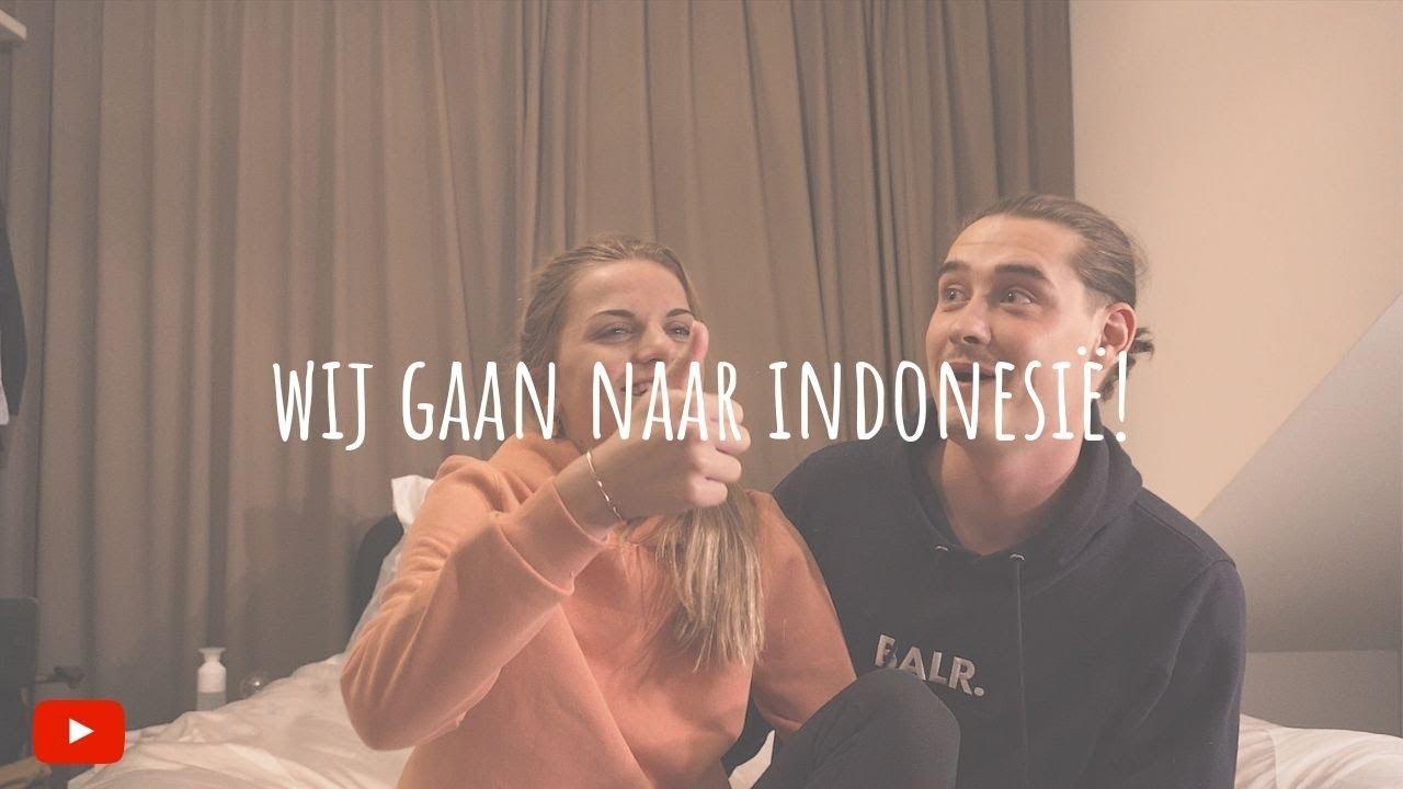 WIJ GAAN NAAR INDONESIË! #S1E2