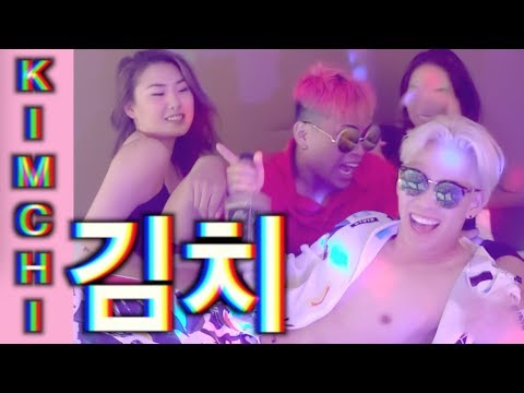 Let Me Eat That #KIMCHI #김치 MV - (KeNNy x JC PARK x SALV)