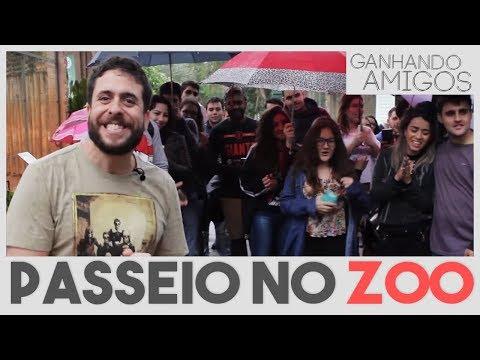 GANHANDO AMIGOS #14 - PASSEIO NO ZOOLÓGICO DE AMERICANA (Americana,SP)