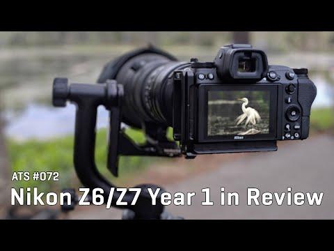 Approaching the Scene 072:  Nikon Z6/Z7 Year 1 in Review