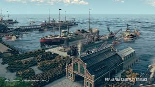 Anno 1800 Preview footage