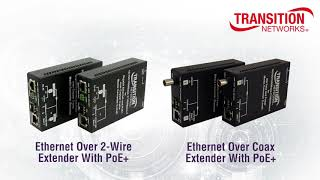 Ethernet Over Alternative Cable Types Solution Overview