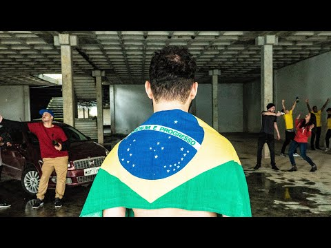 ISSO É BRASIL | Paródia This is America - Childish Gambino