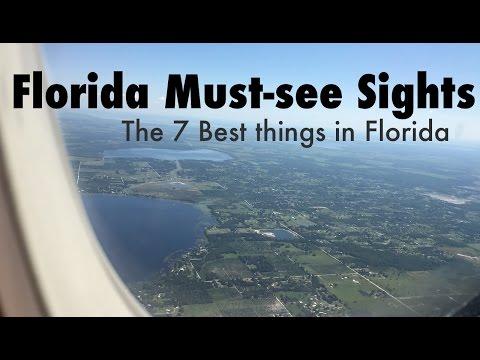 Florida Holiday Tips - 7 Must-See Sights