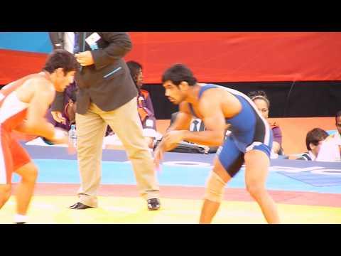 Sushil Kumar ( India)-Ikhtiyor Navruzov ( Uzbekistan)