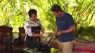 Explore TV Thailand - Thai Cooking Lesson  - Krabi Cookery School