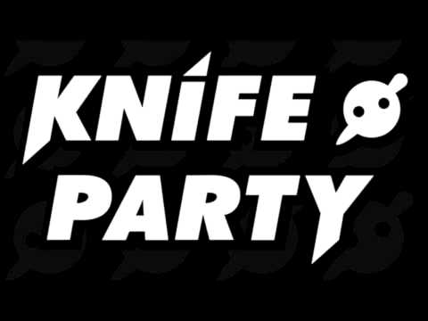 Knife Party - Internet Friends (+ Lyrics)