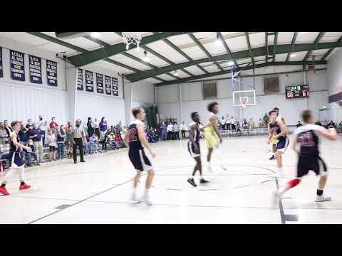 #BBA_Basketball #Heuytown_Alabama #BBA0 11/13/2020_1 Varsity Brooklane Baptist Academy