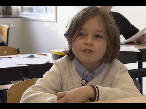 Quién Es Laurent Simons El Niño Belga De 8 Años Que Irá