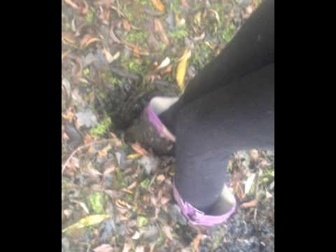 � Boots Sucked into Mud #2