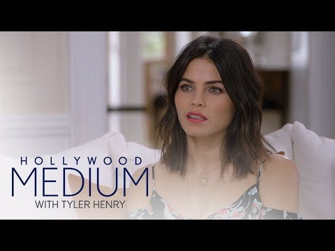 Jenna Dewan Tatum's Late Grandfather Makes an Apology  Hollywood Medium with Tyler Henry  E!