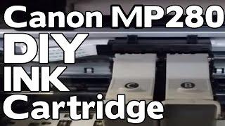 How Replace Ink Cartridge Canon Pixma Mp Diy
