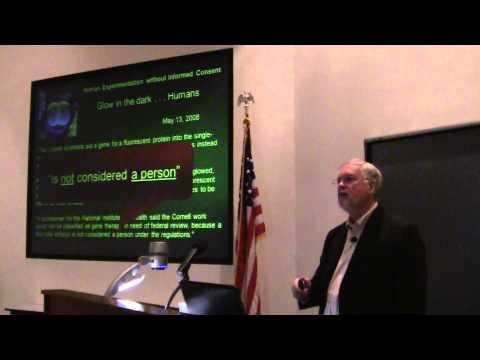 Dan Becker, The Pillars of Personhood, Part 3, IRSC, Unedited