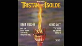 Silent Tone Record/ワーグナー:トリスタンとイゾルデ/ゲオルク・ショルティ指揮ウィーン・フィルハーモニー管弦楽団、ビルギット・ニルソン、レジーナ・レズニク、他