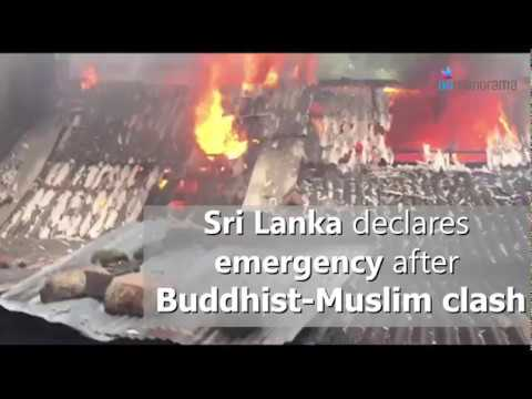 Sri Lanka declares emergency