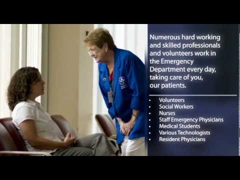 Emergency Department at The Ottawa Hospital