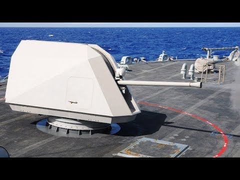 Monstrously Powerful Naval Weapons in Action - Missiles, Guns & Weapon Systems