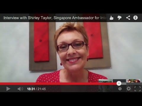 Interview with Shirley Taylor, International Year of the Secretary and Admin Assistant