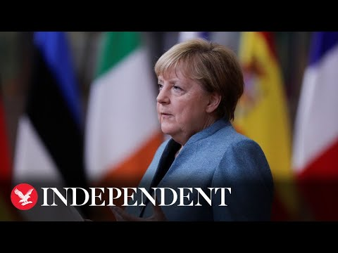 Angela Merkel Says UK And EU Must 'compromise' On Brexit Deal