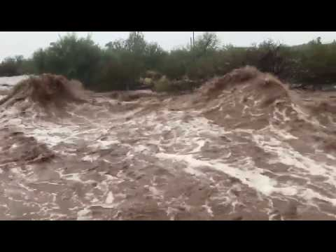 Thumbnail: Monsoon Brings Severe Flash Flooding to Apache Junction, Arizona