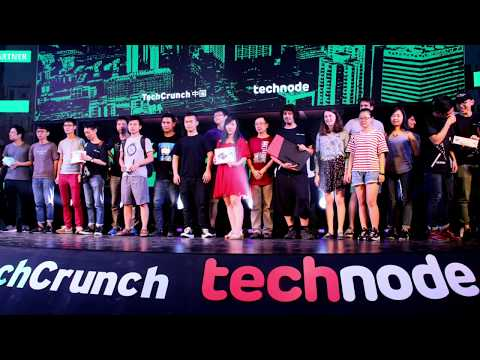 Hacking TC TechCrunch in Shenzhen 2017