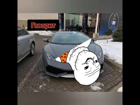 дауны, которые крадут колпачки от машин