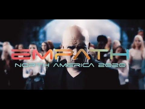 Devin Townsend Empath 2020 North America Tour dates and promo video released..!