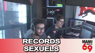 Manu dans le 6/9 - Des records sexuels incroyables !