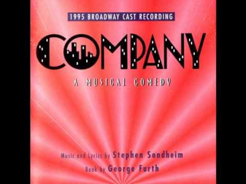 COMPANY - 1995 Broadway Cast Recording - Company