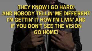George Moss - Go Hard (or Go Home) lyrics