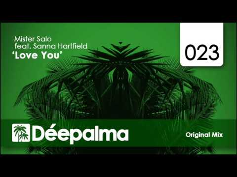 Mister Salo feat. Sanna Hartfield - Love You (Original Mix)