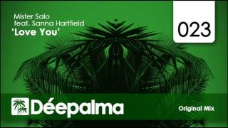 Mister Salo feat. Sanna Hartfield - Love You (Original Mix)