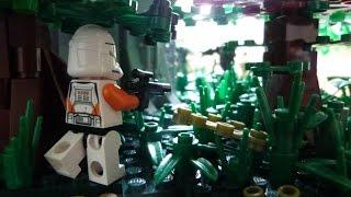 LEGO Star Wars DEUTSCH Clone Base auf Naboo (MOC)